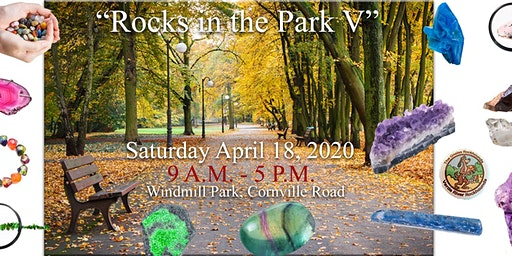 "Verde River Rockhounds Present ""ROCKS IN THE PARK V"""