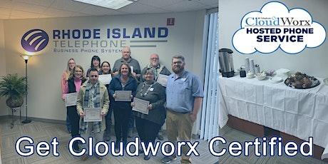 CloudWorx System Management Training tickets