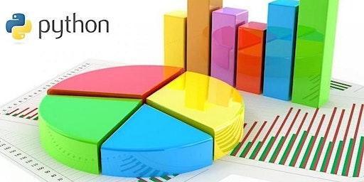 Quantitative Data Management, Analysis and Visualization using Python