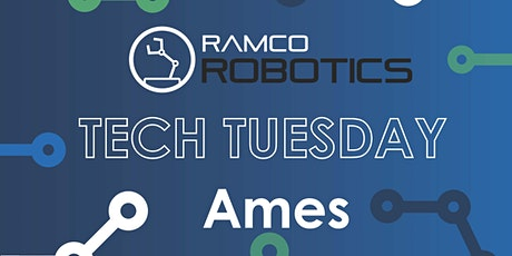 Tech Tuesday - Ames tickets