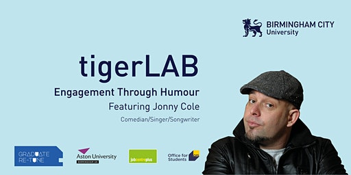 tigerLAB: Engagement Through Humour