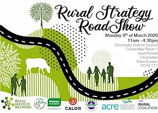 Rural Strategy Roadshow, Chichester tickets