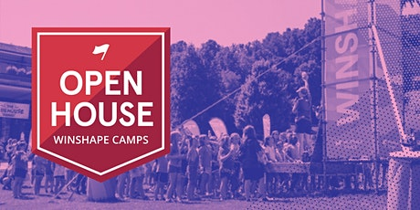 Open House - WinShape Camps for Girls at Young Harris tickets