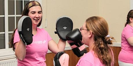 Ladies Kickboxing 6-week for £39.95 Tues am- Earl Shilton tickets