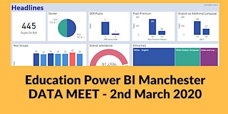 Education PowerBI Data Meet tickets