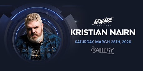 Kristian Nairn: The Gallery at Ravine tickets
