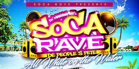 SOCA RAVE 2020 tickets