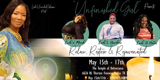 The Unfinished Girl Women's Conference 2020