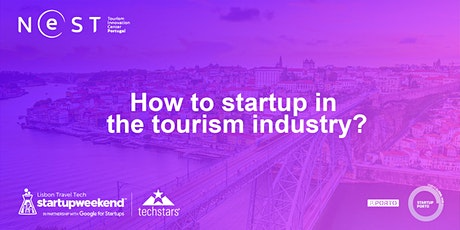 How to Startup in the Tourism Industry? bilhetes