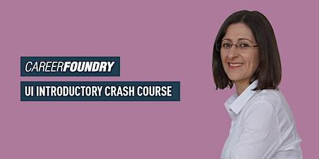 CF Workshop: UI Design Introductory Crash Course Tickets