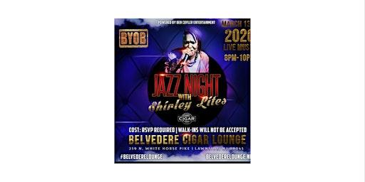 Jazz Night w/ Shirley Lites