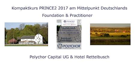 Kompaktkurs PRINCE2 am Mittelpunkt Deutschlands Tickets