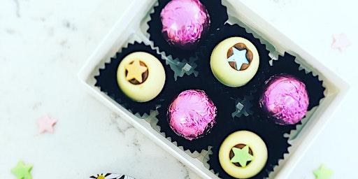 Halfterm Chocolate Truffle and Lollipop Workshop