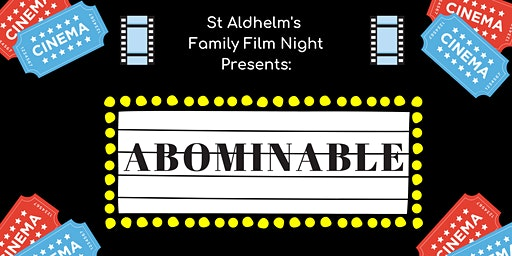 Free Family Film Night - Abominable