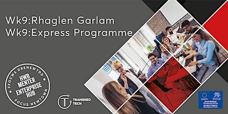 How to build a successful leadership team | Creu tîm arwain llwyddiannus tickets