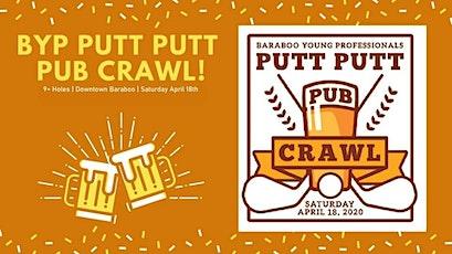 BYP Putt Putt Pub Crawl tickets