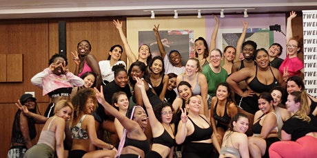 Twerk Tuesdays Beginner Friendly Dance Fitness Classes for Women, Dancehall tickets