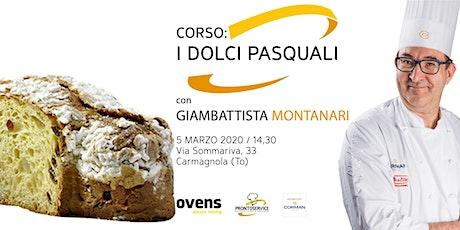 "Corso: ""I dolci pasquali"" tickets"
