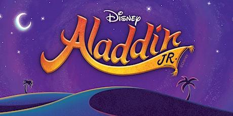 Aladdin Jr. - Saturday, 2/22, 4pm MATINEE tickets