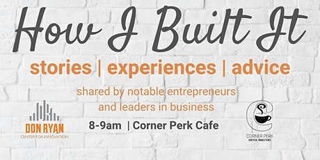 Sessions: How I Built It tickets