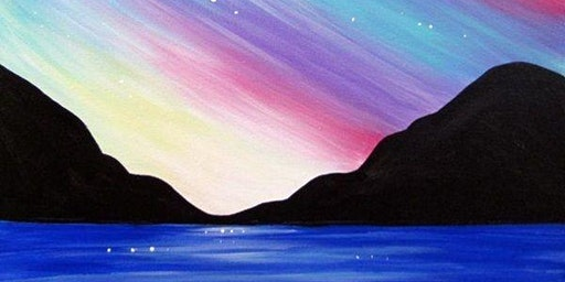 Paint Night at The Cellar on Tredwell