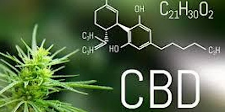 Free Lecture - Learn about the Benefits of CBD and Full Spectrum Hemp tickets