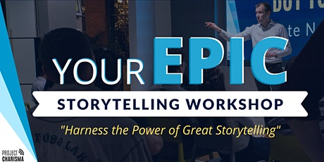 YOUR EPIC - Storytelling Workshop tickets