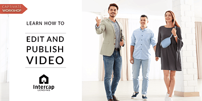 WORKSHOP- How to Edit and Publish Video