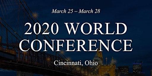 WORLD CONFERENCE - Cincinnati, OH