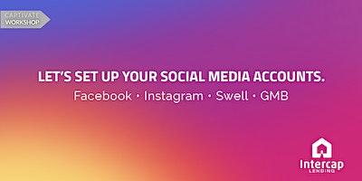 WORKSHOP- Set up your Business Social Media Accounts