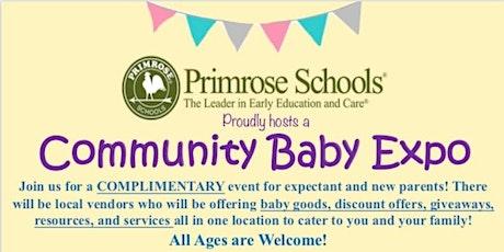 Primrose School of Wayne Baby Expo tickets