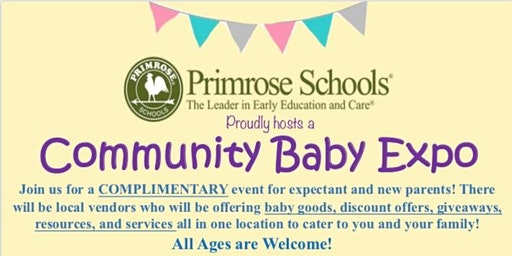 Primrose School of Wayne Baby Expo