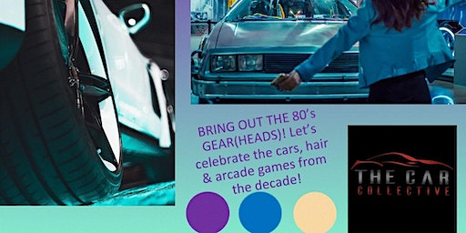 The Car Collective presents: Automotive 80's