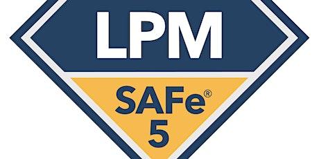 SAFe® Lean Portfolio Management with LPM Certification, Hartford, CT tickets