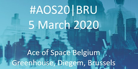Ace Of Space Brussels - 5 March 2020 tickets