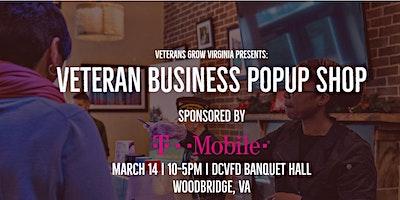 Veteran Business Pop-Up