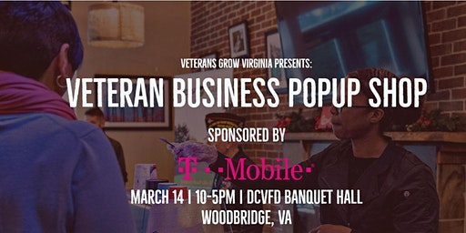 Veteran Business Pop-Up