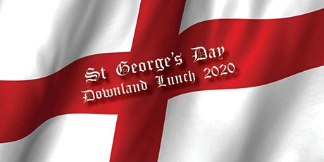 St George's Day Lunch with Andrew Griffith MP tickets