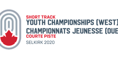 2020 Canadian Youth Short Track Championships West, presented by Intact tickets