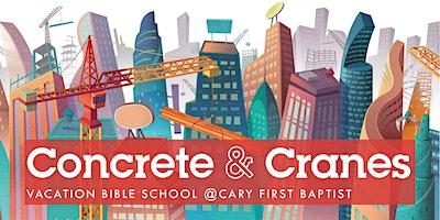 VBS: Concrete & Cranes