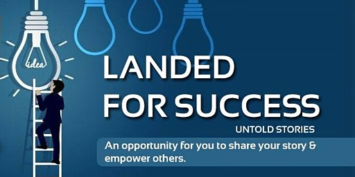 Landed for Success-Speed Networking Event 2020