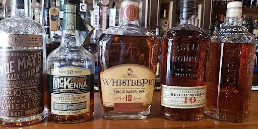10 Years of Bourbon Dinner
