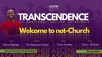 A Sunday (Not-Church) Emotional Healing Experience tickets
