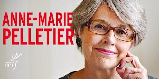 ANNE-MARIE PELLETIER. L'Eglise, des femmes avec des hommes