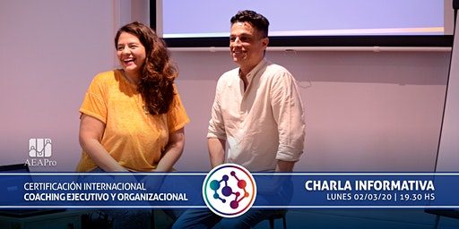 Charla Informativa - Certificación Internacional Coaching Organizacional