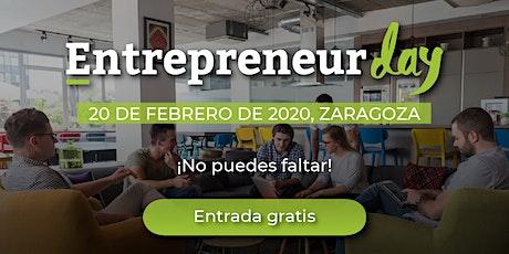 Entrepreneur Day Zaragoza 2020 entradas