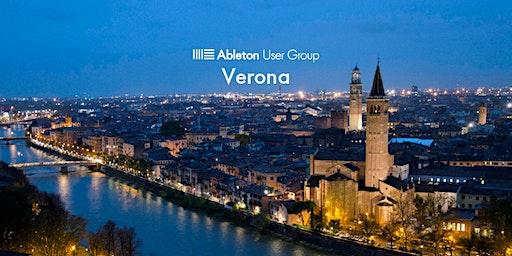 Ableton User Group Verona - Meetup #10 • TRACK DECONSTRUCTION