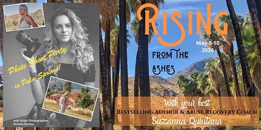Rising from the Ashes & Reclaiming YOU!