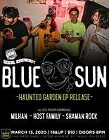 Empire Music Ventures Presents Blue Sun's live at the Date Shed