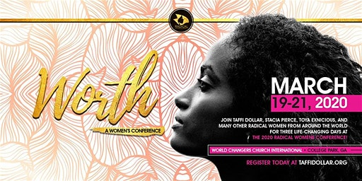 "Radical Women's  ""Worth"" Conference"